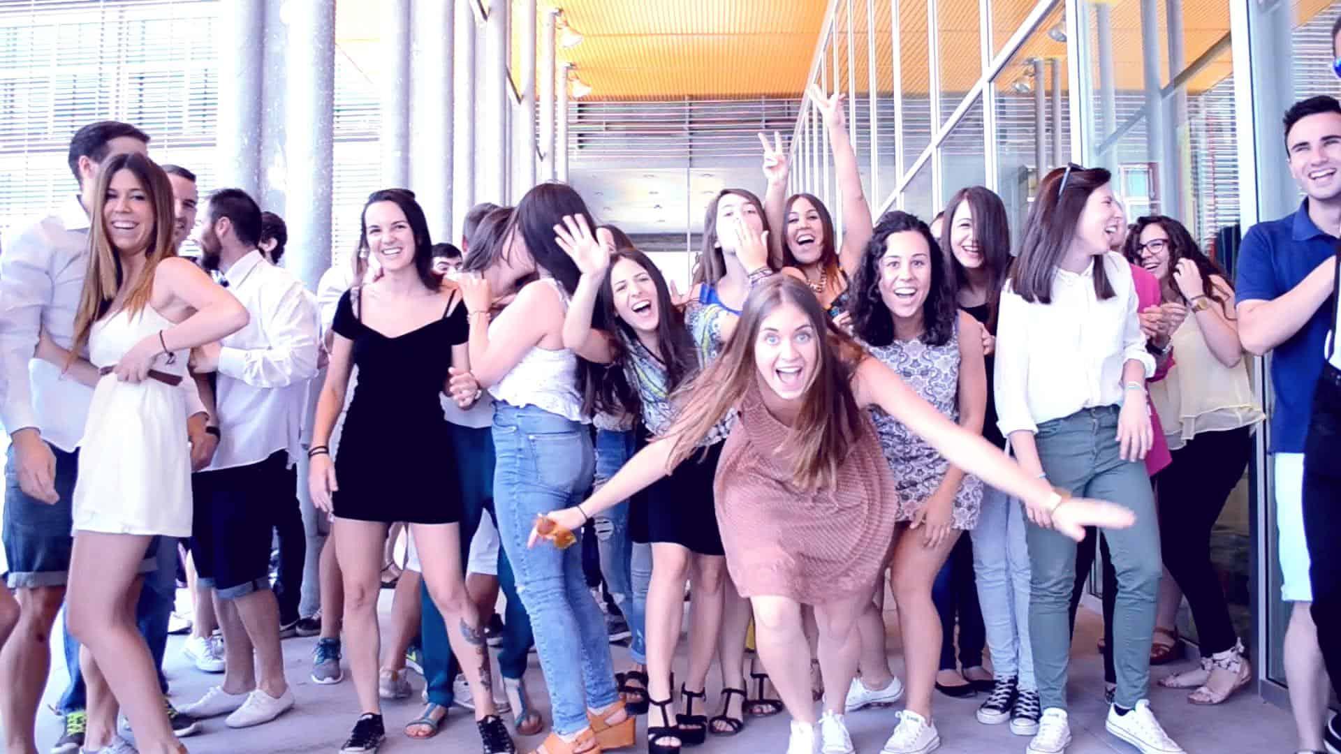 Éxito de aprobados en Convocatoria 2018 Auxiliar Administrativo de Universidad de Granada